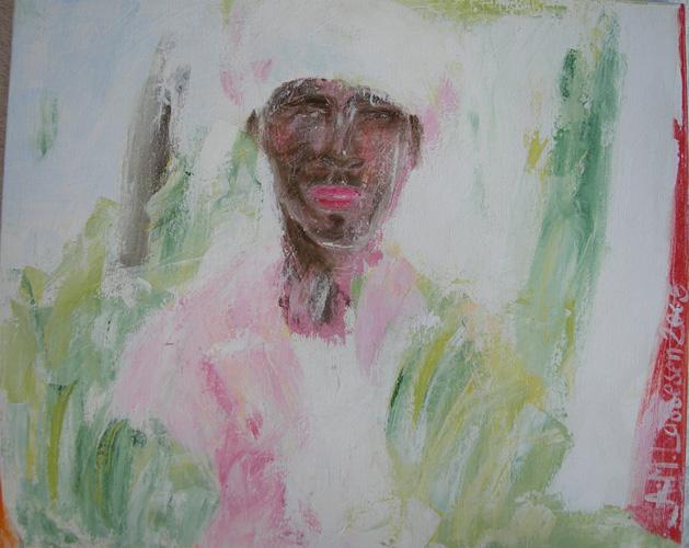 Grønn apostel
